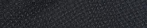【Ca_12s075】ブラック+7×5.5cm織りチェック