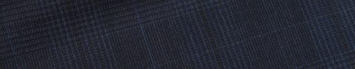 【Dov_1s08】ダークブルー5×4cmグレンチェック+ペーン