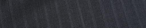 【Dov_1s11】チャコールグレー・ピンチェック+8ミリ巾織りストライプ