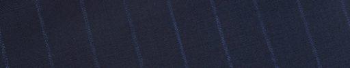 【Dov_1s26】ネイビー+1.5cm巾織り・ブルー交互ストライプ