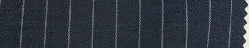 【Ks1565】ブルーグレー+1.2cm巾ストライプ