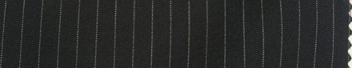 【Ks1566】ブラック+7ミリ巾ストライプ