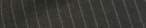 【Hs_1st04】チャコールグレー+8ミリ巾ストライプ