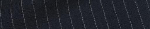 【Hs_1st05】ネイビー+8ミリ巾ストライプ