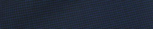 【Hs_1st13】ネイビー・黒ハウンドトゥース