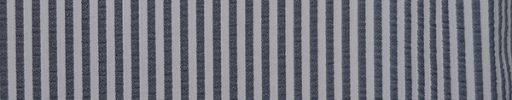 【Pr_1s09】ブルーグレー×白2ミリ巾サッカーストライプ
