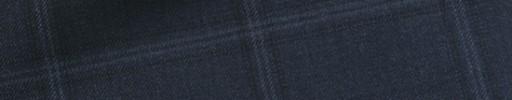 【Ca_11w019】ネイビー+6.5×5cmブルー・黒チェック