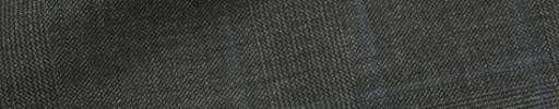 【Ca_11w030】グレー8×6cmグレンチェック+グリーンチェック