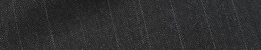 【Ca_11w036】チャコールグレー1.5cm巾シャドウ柄ストライプ