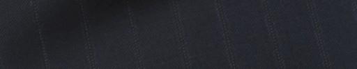 【Ca_11w040】ネイビー+1.5cm巾織り・ドットストライプ