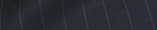 【Ca_11w042】ライトネイビー+1.5cm巾ストライプ