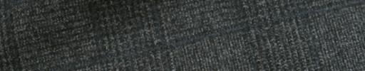 【Ca_12w06】グレー6.5×5cmグレンチェック+ダークブルーチェック