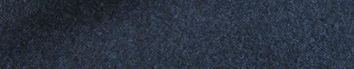 【Ca_12w10】ダークブルー1.2cm巾ヘリンボーン