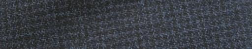 【Hk1w33】ブルーグレー・黒ミックスハウンドトゥース