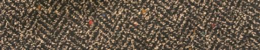 【Ej1w042】ブラウン1.5cm巾ヘリンボーン+カラーネップ