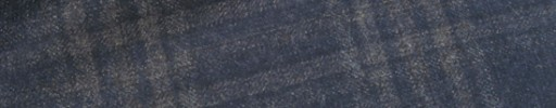 【Ej1w043】ネイビー+6.5×6cmグレーチェック
