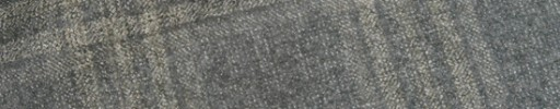 【Ej1w045】ミディアムグレー+6.5×6cmオフホワイトチェック