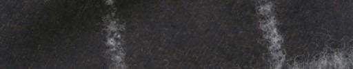 【Ej1w063】ブラック+6.5×5.5cm白ペーン