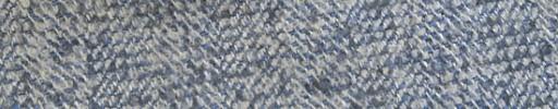 【Ej1w087】ライトブルー・白ミックス3cm巾ヘリンボーン