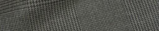 【Hre_1w07】グレー黒10×7cmグレンプレイド