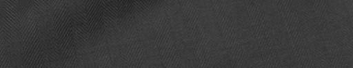 【Hre_1w40】ブラック1cm巾ヘリンボーン