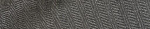 【Hre_1w42】ミディアムグレー1cm巾ヘリンボーン